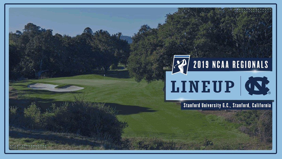 UNC Men's Golf's photo on gerard