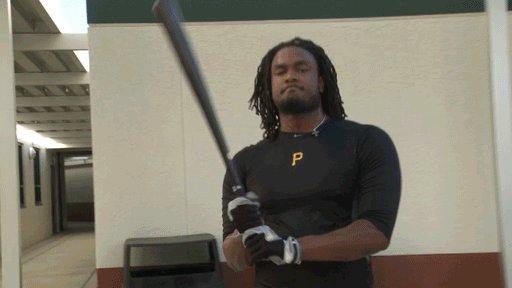 Pirates's photo on Josh Bell