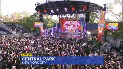 RT if you're as excited as we are for @BTS_twt to perform! 💜💜💜💜💜💜💜💜💜💜💜💜💜💜 #BTSonGMA