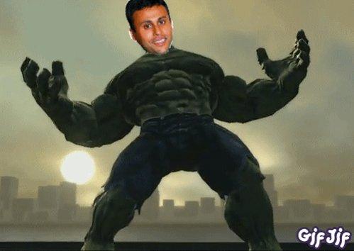 Mister referee's photo on Manish