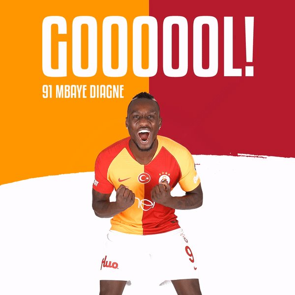 GOOOOOOOOOOOOOOOOOOOOOOOOOOOOOOOOOOOLLLLLLLLLL!!!!  90+4' Diagne! Akhisarspor 1-3 Galatasaray #AKHvGS