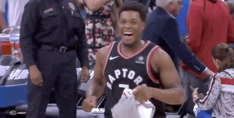 Kyle Lowry has his 1st 30-point playoff game since 2016 🔥