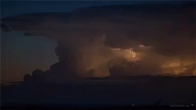 What about someone who enjoys lightning storms?