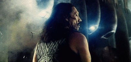 A very happy birthday to the fabulous Danny Trejo, from all
