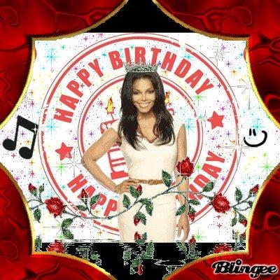 Happy Birthday Janet Jackson