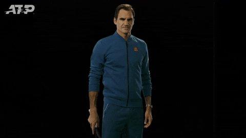 NiKLo #CanaimaMedia's photo on Federer