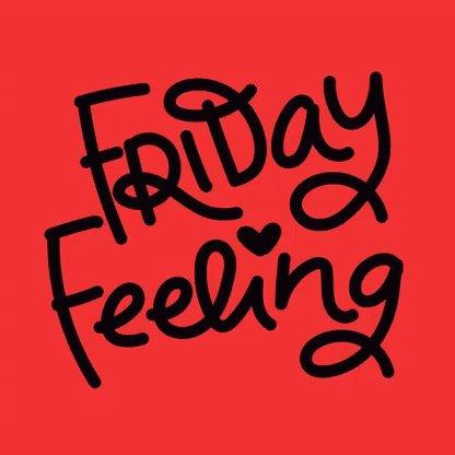 Image for the Tweet beginning: #FridayFeeling another week spent making