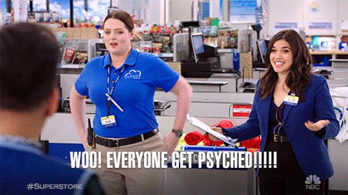 West Coast, it's your turn to watch the #Superstore season finale!