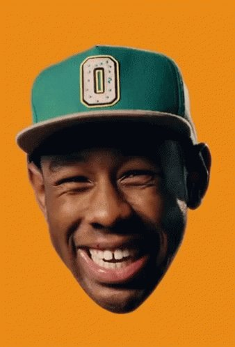 it's tyler the creator o'clock !!!!!!