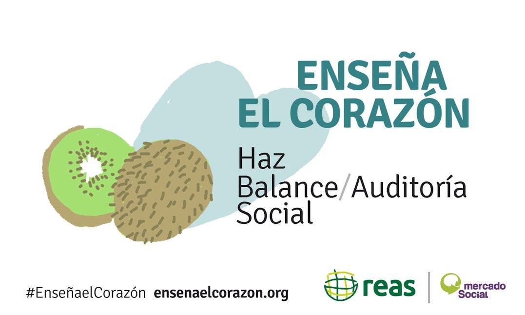 El  Balance/Auditoría Social y la Compra Pública Responsable, un camino cada vez más compartido.  #EnseñaElCorazon como valor seguro para las consumidoras, pero también por las administraciones. @contrataRespons  https://www.reasred.org/balance-social-2019…