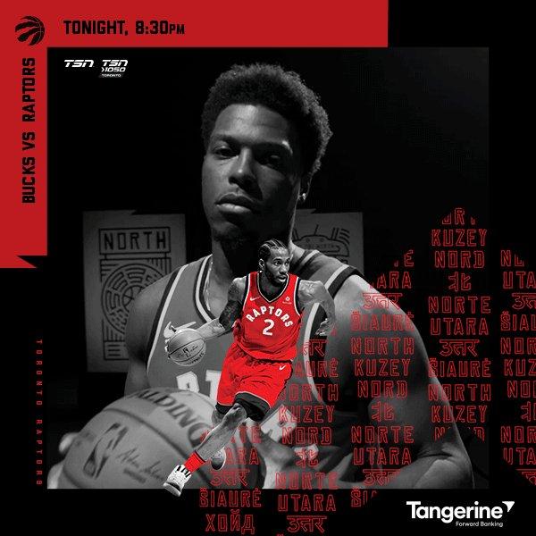 Toronto Raptors's photo on game day