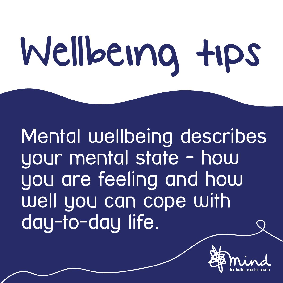 What are your top tips for staying mentally happy and healthy?