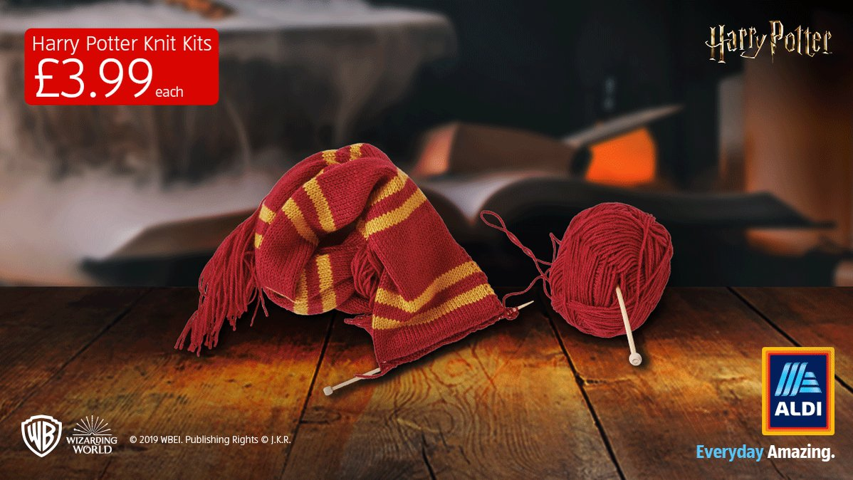 Welcome to Hogwarts. Find these magical #Specialbuys in store Sunday. #HarryPotter