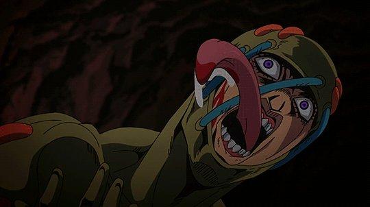 Ginto's photo on #jojo_anime