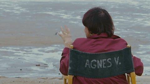 #BornThisDay Belgian born French writer, producer, director, and photographer Agnès Varda. ❤️