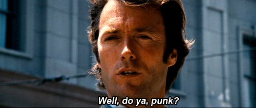 Do you wish Clint Eastwood a happy birthday? Well, do ya, punk?