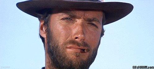 Clint Eastwood en tendance, je m\attendais au pire. Ouf c\est pour son anniversaire. Happy Birthday Légend.