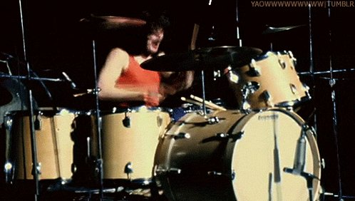 Happy Birthday to the GREATEST drummer of all time! The mighty John Bonham.