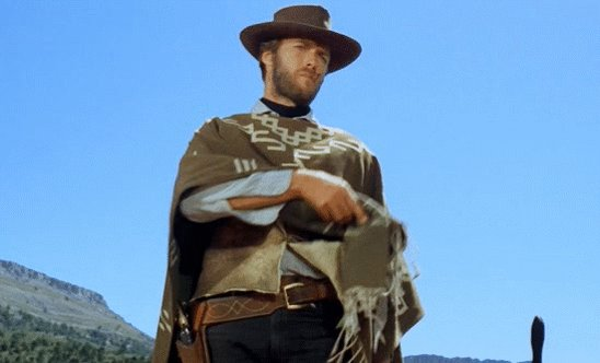 Happy 89th Birthday, Clint Eastwood. You gotta ask yourself a question: Do you feel lucky? Well, do ya punk?