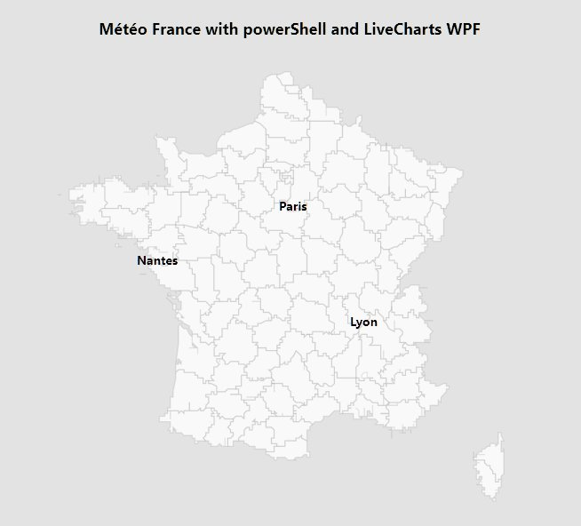 Blog Post soon #Livecharts WPF #GeoMap #WPF #XAML #UI #Mahapps