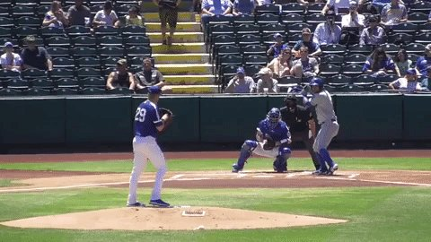 Humberto Arteaga continues to swing a hot bat with back to back three hit games and a .404 AVG over his last ten games. Three of those six hits this weekend were home runs including two in yesterday's @OMAStormChasers 11-1 victory. #AlwaysRoyal
