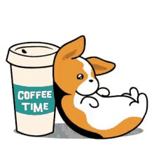 Okay, so it won't have corgis. But there will be a lot of cool stuff at Coffee Break on May 22! Will you be there? https://t.co/d6Fm0otVam