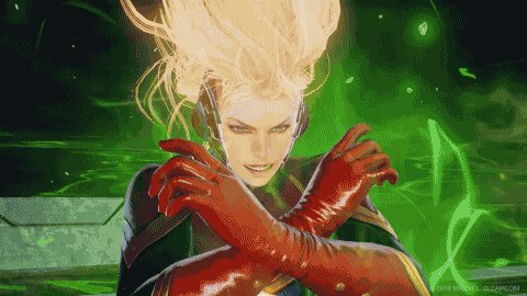 Hearing the news that @ericalindbeck is going to voice #CaptainMarvel for Marvel's Future Avengers anime series puts a smile on my face!  Didn't know we were getting it dubbed and it's the much better version of Carol to date, can't wait! ☮️❤️😆🤟👏🎉