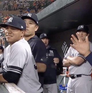 Another day, another win from the team with the best record in baseball!! Tanaka's happy about it, you should be too.