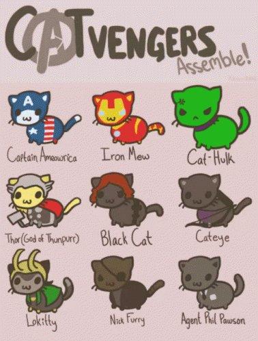 Je vais enfin voir #AvengersEndgame ce soir !  Et sans avoir lu de spoil 😅