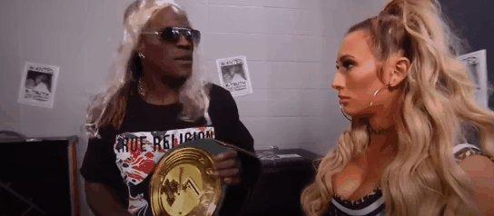 WWE Critics's photo on Carmella