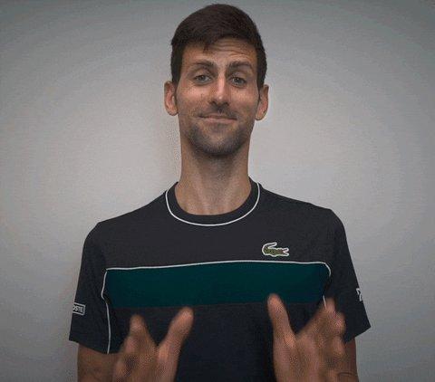 Happy 32nd birthday to world number 1 and 15-time grand slam champion, Novak Djokovic!