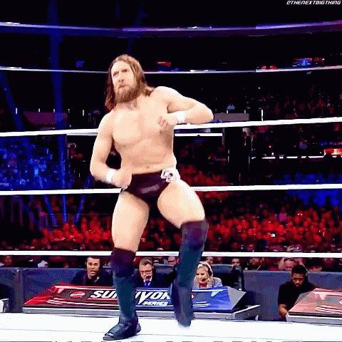 Happy birthday to the planet\s champion Daniel Bryan