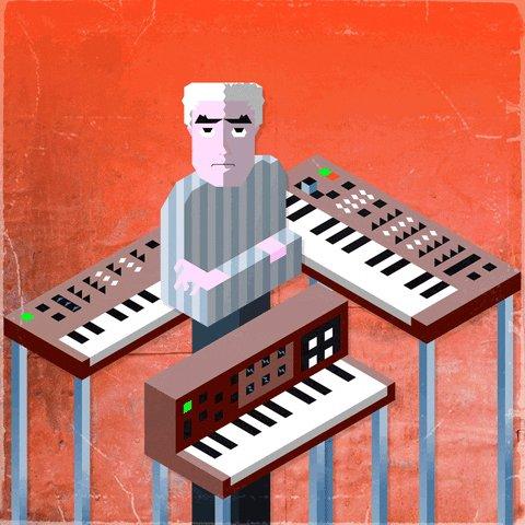 Happy Birthday Robert Moog.