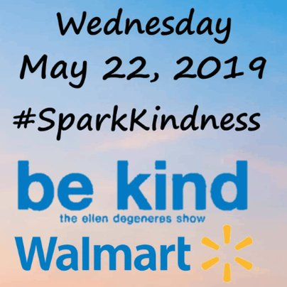#SparkKindness #ThanksSponsor #EllenOnTheGo #Philippines #EllenDeGeneres #Ellen #TheEllenShow #NewJersey #NBC #Hollywood #BeverlyHills #California #UnitedStates #America #NewJersey Make my dream come true Ellen #WednesdayWisdom #wednesdaythoughts  #Wednesday