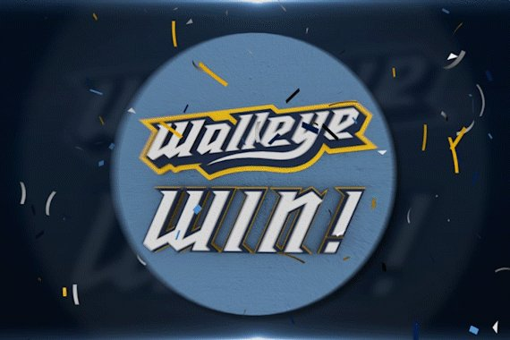 🚨🚨🚨 WALLEYE WIN 6-2!! 🚨🚨🚨  FOR THE FIRST TIME IN FRANCHISE HISTORY, WE'RE GOING TO THE KELLY CUP FINALS!!