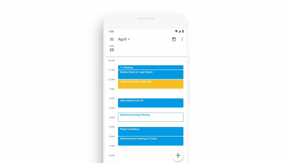 Image for the Tweet beginning: Schedule meetings in @googlecalendar with