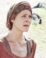 Happy Birthday to our beloved force of nature Melissa McBride!