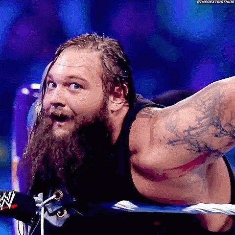 Happy birthday to the former WWE champion Bray Wyatt
