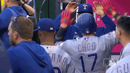 Texas Rangers's photo on #HelloWinColumn