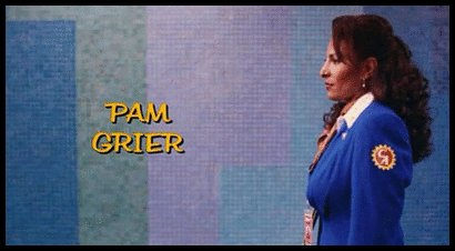 Happy Birthday to the queen of Blaxploitation Pam Grier