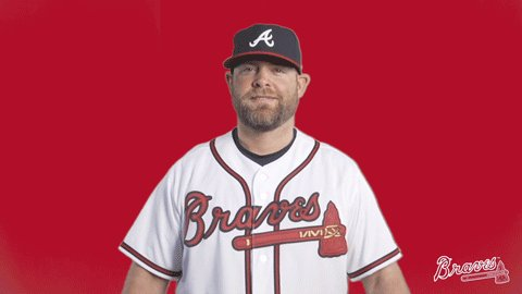 BMac draws a bases-loaded walk and the #Braves take the lead!  #ChopOn