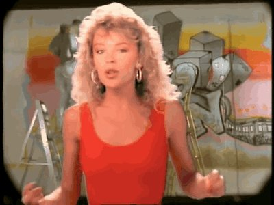 Happy Birthday Kylie Minogue!
