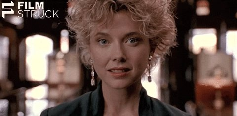 Happy Birthday Annette Bening! Seems like yesterday you were seducing your way through The Grifters.