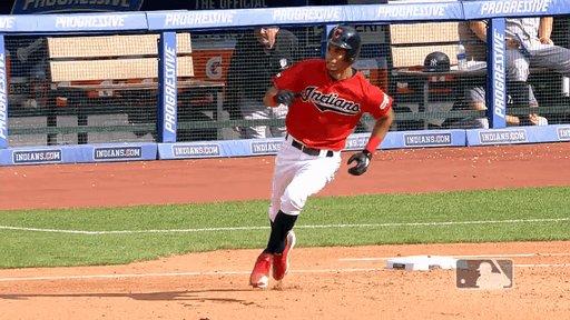 @Indians's photo on Oscar Mercado