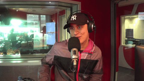 HELLO ILLY! 🔥  @illyal is on the show NOW talking all about his new track #ThenWhat 🎶  Such an awesome dude ✌🏻  Listen here: http://bit.ly/OAWSlisten    #OnAirWithSmallzy