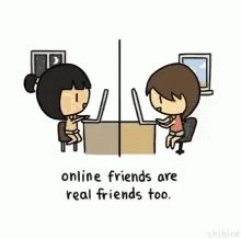 The Amazing Friendships I've Made Online Cause I never knew I would Make Many Amazing Friends From Different Places in the World💗#ThingsILikeToCelebrate