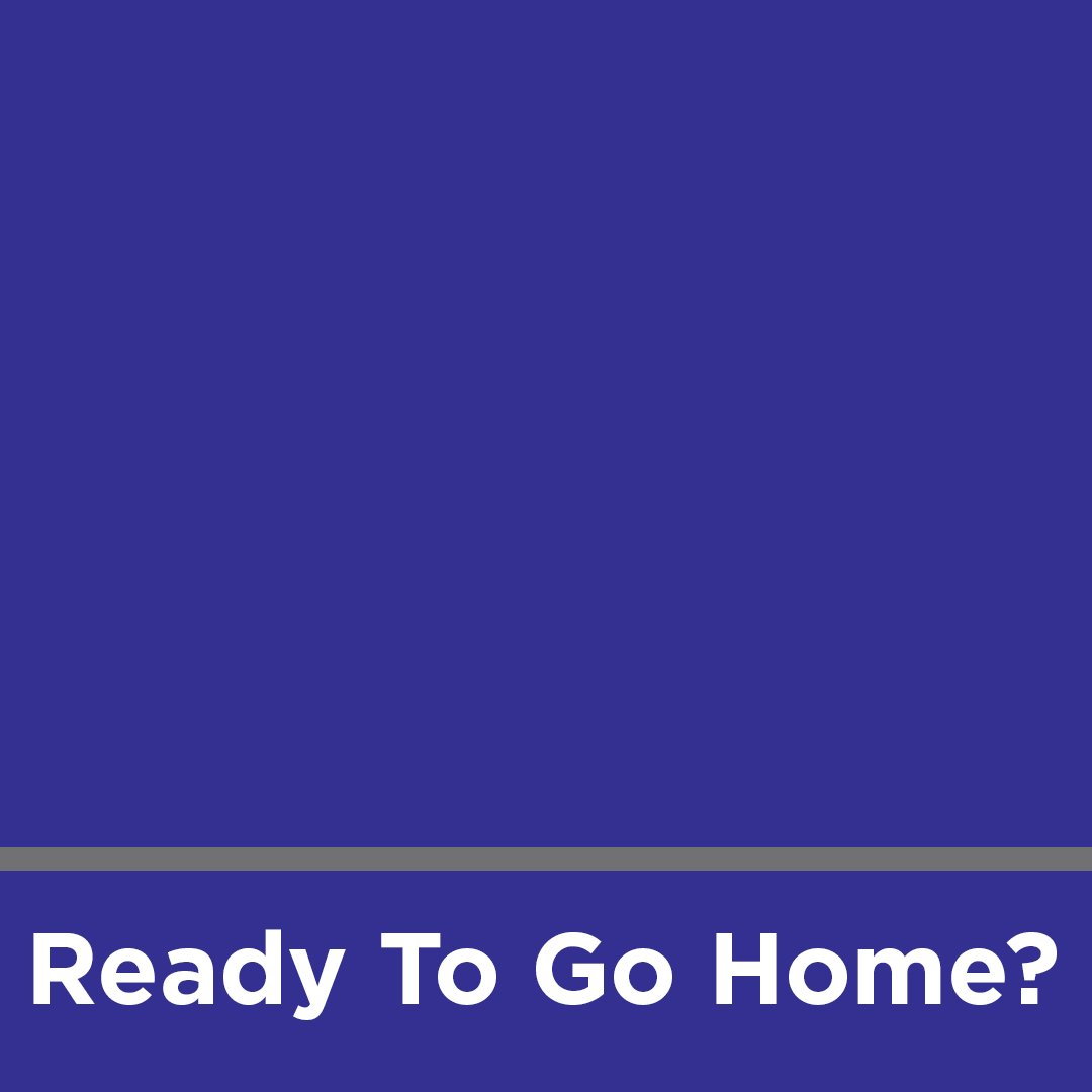 Ready to return home? Our #HomeFree program helps youth ages 12 - 21 go home or to another living arrangement safely. Call us at 1-800-786-2929 to start the process or learn more at 1800RUNAWAY.org