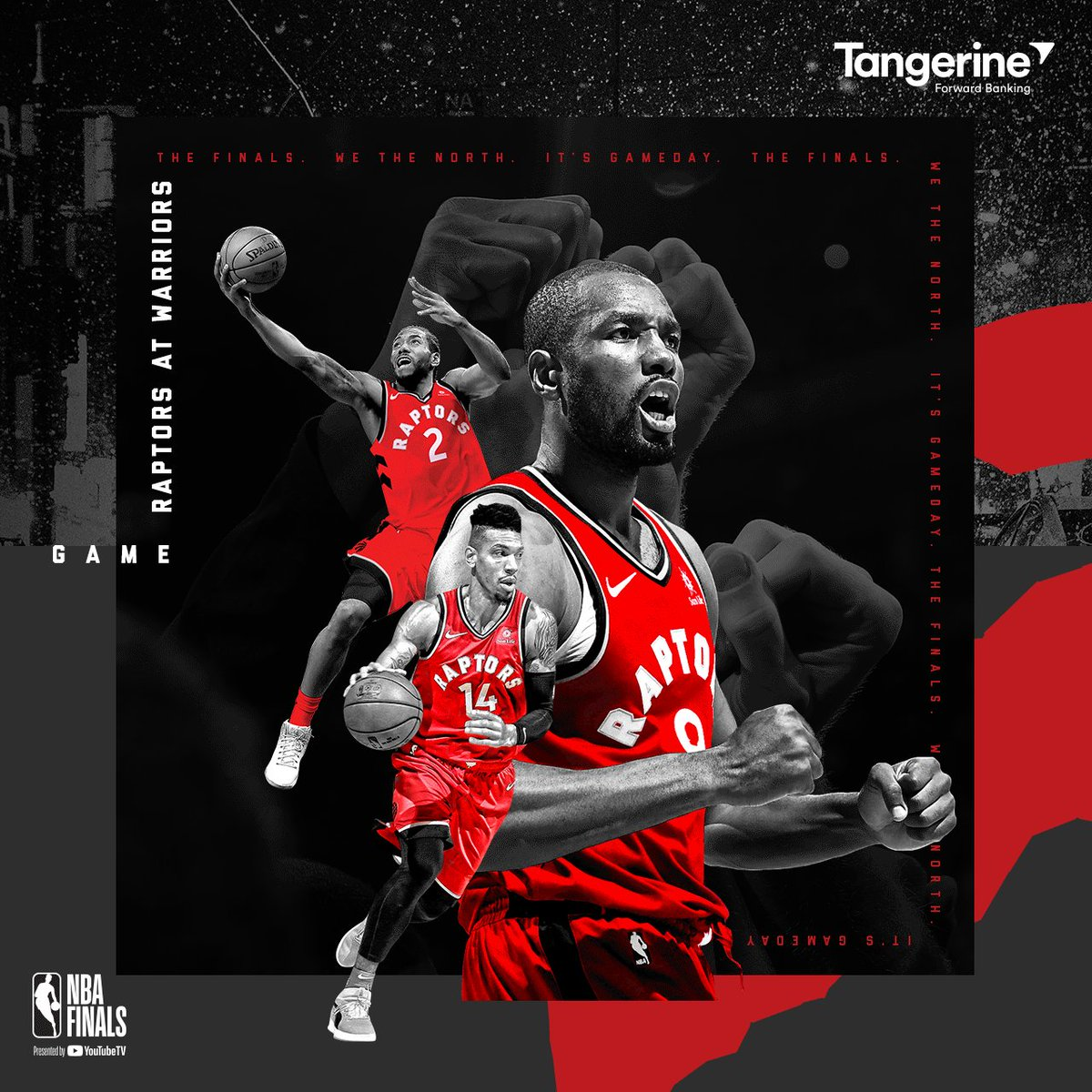 It's @TangerineHoops Raptors Game Day!  Another chance to make history. #WeTheNorth  Game 6 Preview » https://t.co/ooipl6kHUM