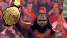 Happy Birthday Mark Henry have a blessed day  P.S. Everyone says I look like you.
