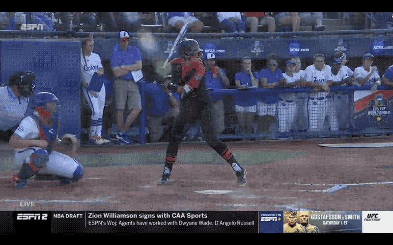 Oklahoma State's Samantha Show is way, way more than just a viral bat flip — but her bat flips are pretty amazing https://www.sbnation.com/2019/6/1/18648813/samantha-show-bat-flips-interview…